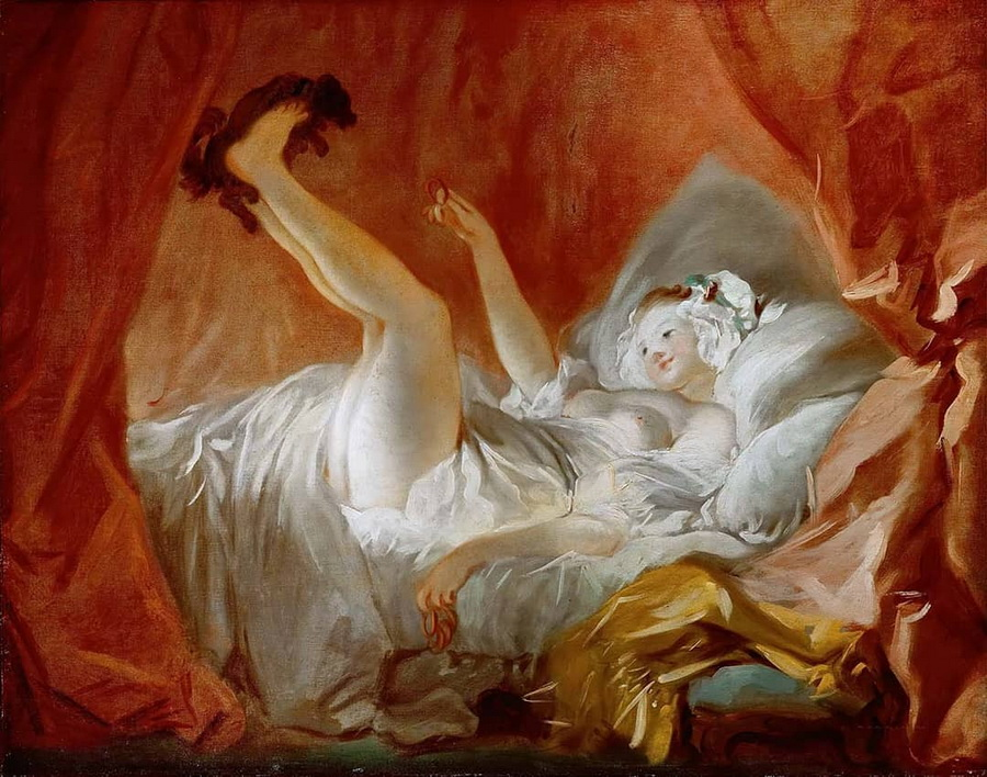 xudozhnik Jean Honore Fragonard 15