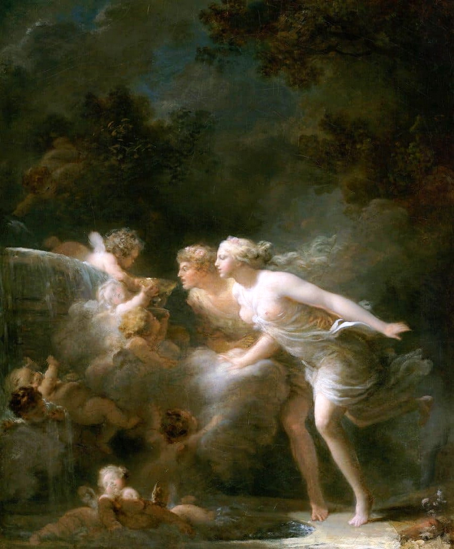 xudozhnik Jean Honore Fragonard 18