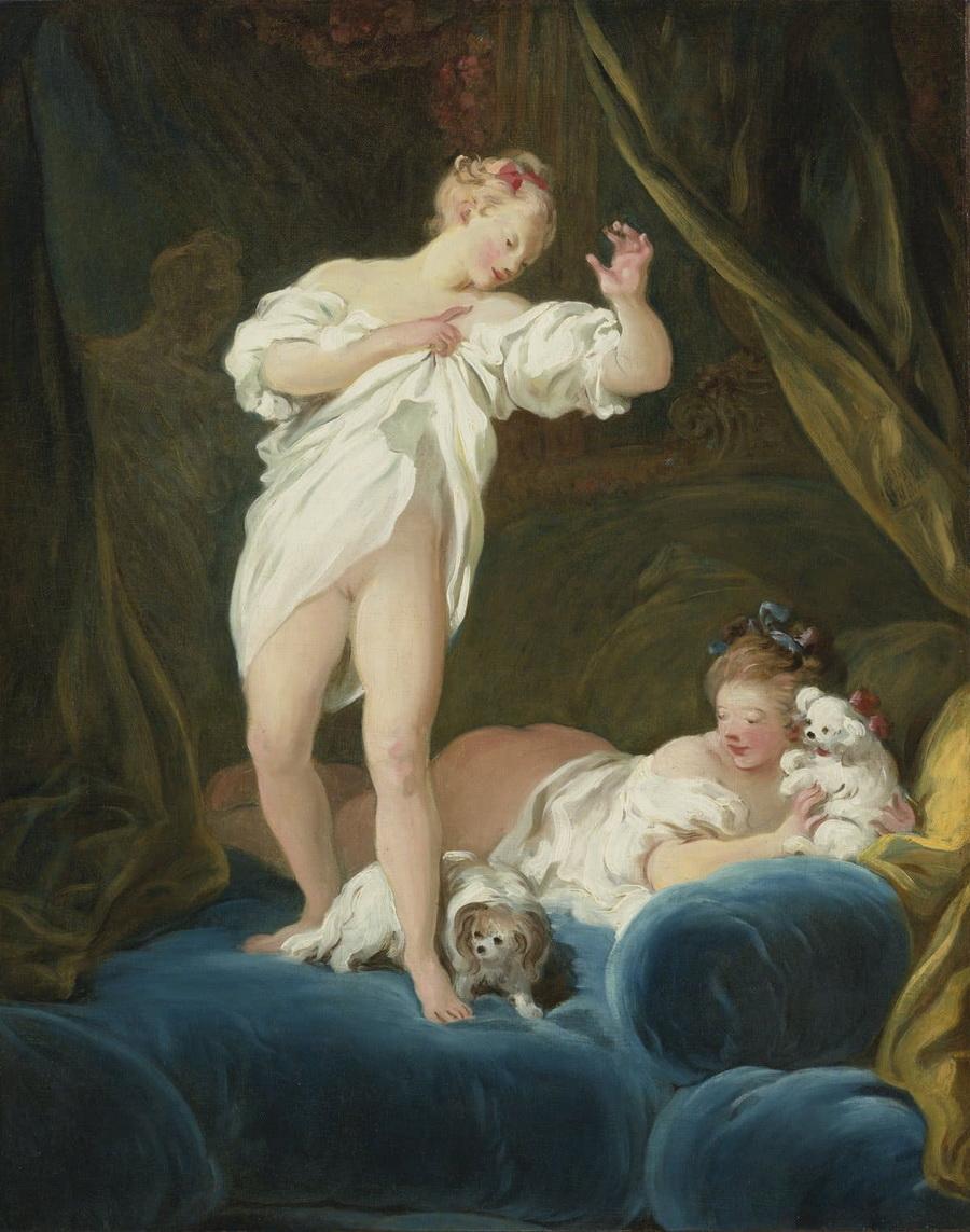 xudozhnik Jean Honore Fragonard 21