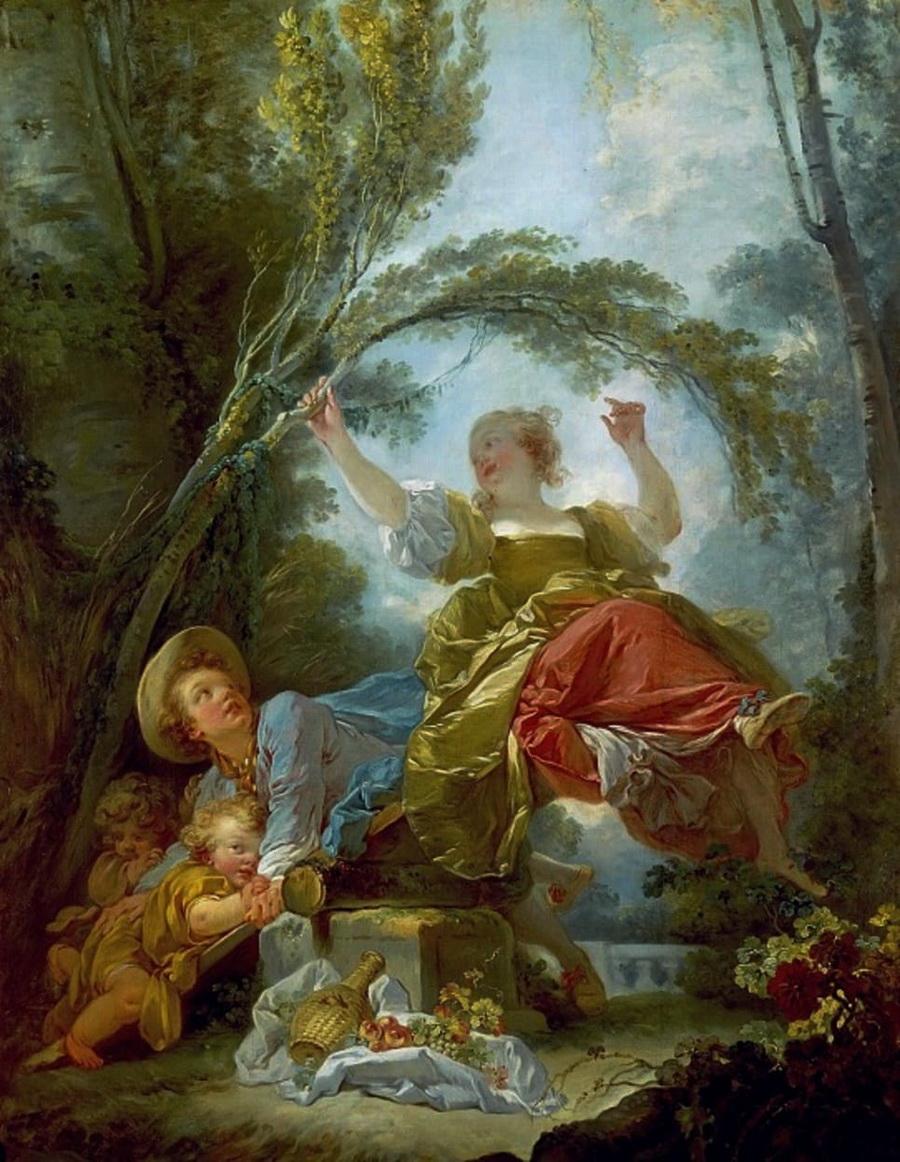 xudozhnik Jean Honore Fragonard 24