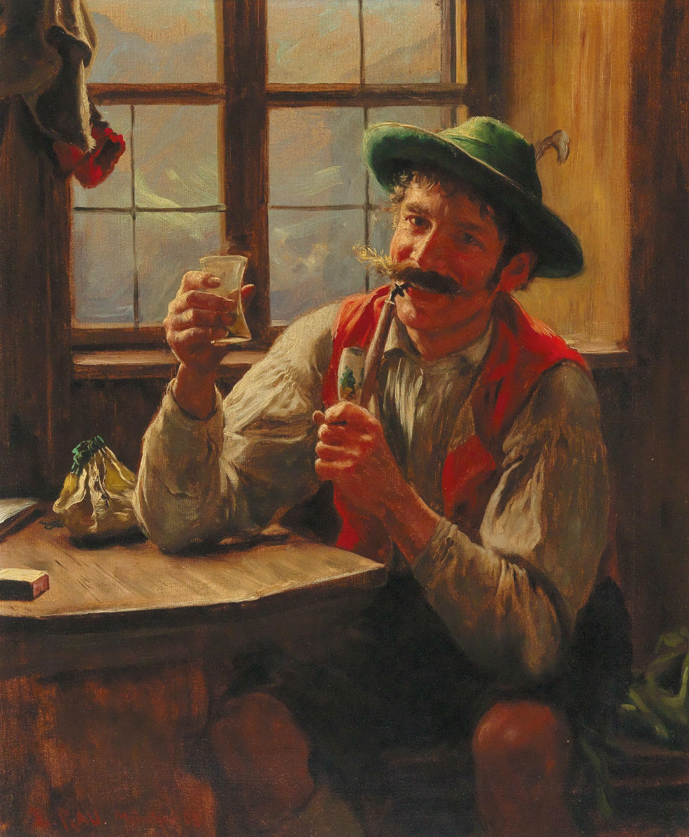 Emil_Rau_-_Young_Farmer_with_Pipe.jpg