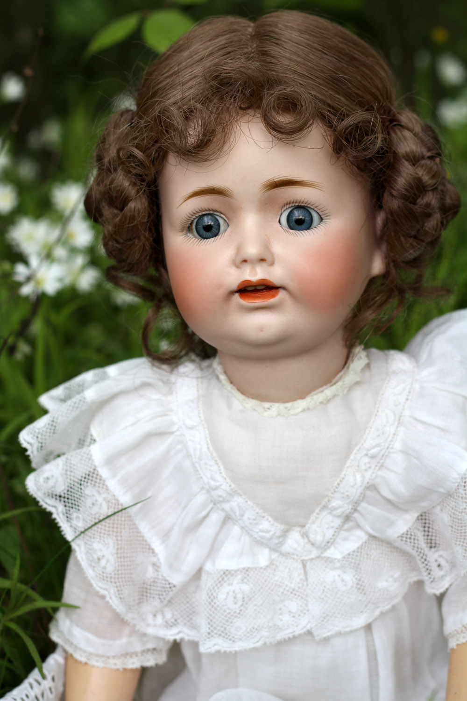 Антикварная характерная кукла Kestner