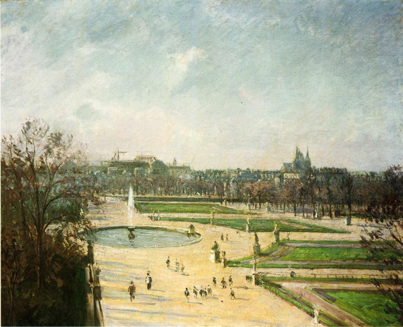 the-tuileries-gardens-afternoon-sun-1900-73K92-Israel-Museum-Jerusalem-Israel.jpg
