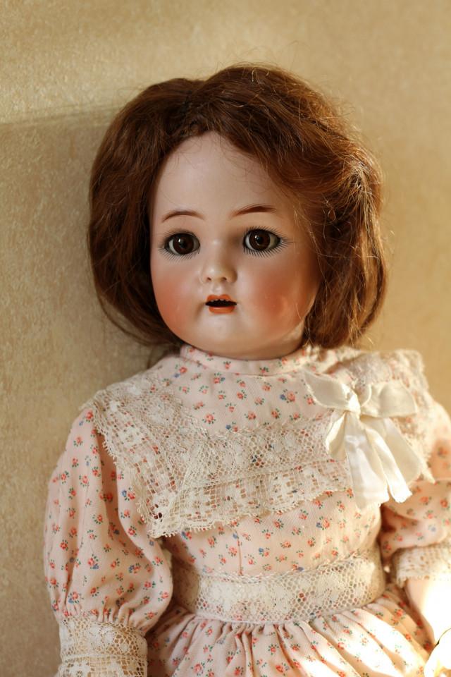 Антикварная кукла Kammer Reinhardt