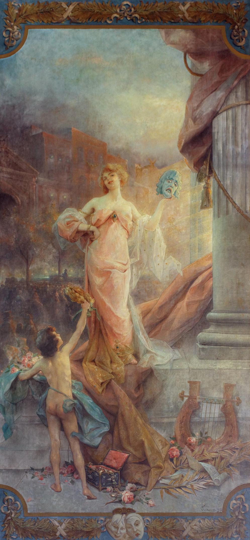 Paris_mairie_du_10e_arrdt_salle_des_fetes_Henri_Adrien_Tanoux_Les_Theatres_1907_01.jpg
